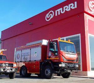 Iturri inicia la ampliación de sus instalaciones logísticas