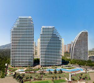 TM invierte 86 M€ en dos nuevos rascacielos en Benidorm, con casi 300 viviendas