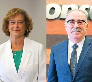 Analizamos la logística de Consum con Lourdes Brugera (directora de logística de Frescos y Refrigerados) y Agustín Delicado (director de logística de Alimentación y No Alimentación)