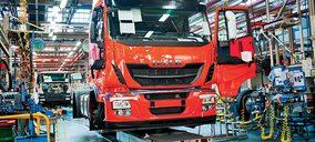 La venta de vehículos industriales aumenta en abril pero sin recuperar los niveles prepandemia