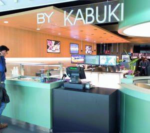 Booh! añade a su oferta la cocina oriental de Kirei by Kabuki
