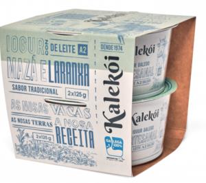 Kalekói, decisión estratégica para diferenciarse en yogures
