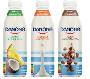 Danone focaliza sus innovaciones en bebibles y plant-based