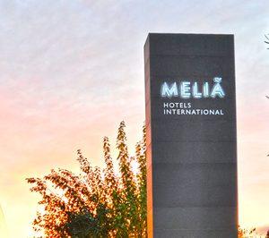 Meliá Hotels tuvo una caída de ingresos del 74% en el primer trimestre, aunque atisba el inicio de la recuperación para el verano