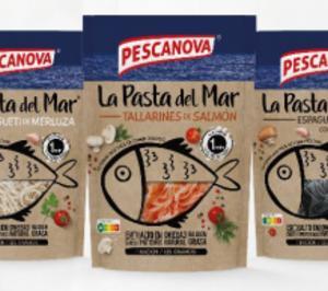 """'Pescanova' multiplica la categoría de surimi y lanza una gama de """"pasta"""" de salmón y merluza"""