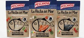 Pescanova multiplica la categoría de surimi y lanza una gama de pasta de salmón y merluza