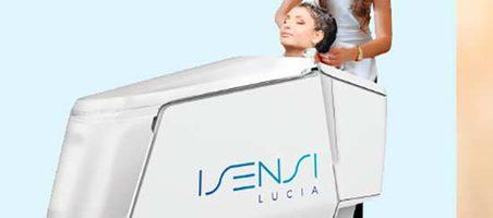 Isensi instala su cabina Lucía en una decena de geriátricos y prepara nuevos desarrollos