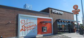 Popeyes prosigue su expansión en la Comunidad de Madrid