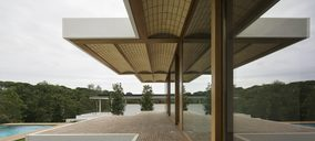 Flexbrick recupera la tradicional bóveda catalana en el proyecto PGA Golf Resort