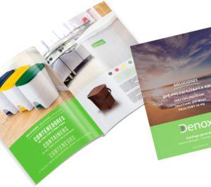 Famesa lanza el catálogo más extenso en la historia de Denox
