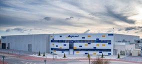 Aiplast instala un equipo de impresión en su nueva planta