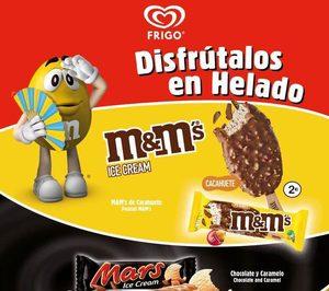 Mars une fuerzas con Unilever para impulsar su presencia en helados