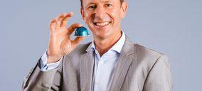 """Thomas Reuter (Nespresso): """"'Vertuo' será un motor de crecimiento, ya que nos permitirá entrar en nuevos hogares""""."""
