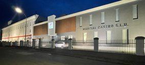 Marcial Castro pone en marcha su nueva planta, tras invertir 6 M