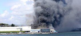 Jealsa sufre un importante incendio en sus instalaciones