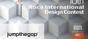 Roca lanza la décima edición de su concurso internacional de diseño jumpthegap