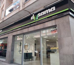 Dysama estrena tienda y amplía su centro logístico