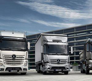 Mercedes-Benz Trucks suma nuevo taller en Barcelona