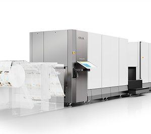 Nueva serie de impresoras ColorStream 8000 de Canon