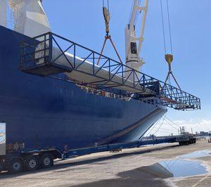 Bergé abre rutas a India y China desde el Mediterráneo