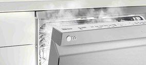 LG presenta sus lavavajillas de encastre con tecnología de vapor