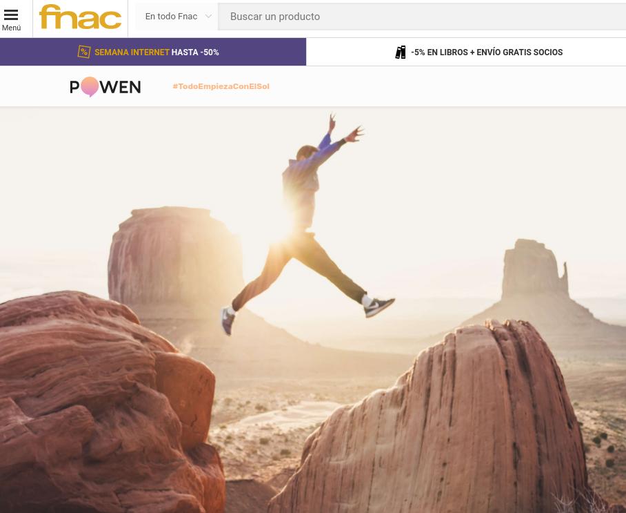 Fnac y Powen sellan una alianza para autoconsumo solar