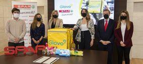 Censocu-Spar Gran Canaria establece una alianza estratégica con Glovo