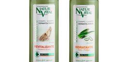 NaturVital incorpora una botella sostenible, de PET reciclado, a la gama Sensitive