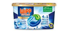 Wipp Express Discs amplía gama con una nueva tecnología de perfume