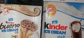 Unilever y Ferrero concluyen su acuerdo en helados y preparan nuevos desarrollos