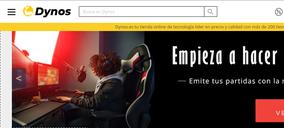 La cadena Dynos estrena nueva página web