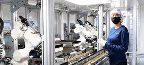 """Virospack mejora su proceso de metalizado con una nueva línea de """"sputtering"""""""