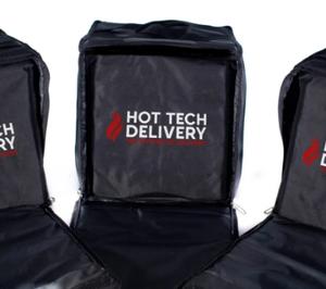 Nace Tech Delivery con el lanzamiento de las bolsas térmicas calefactables