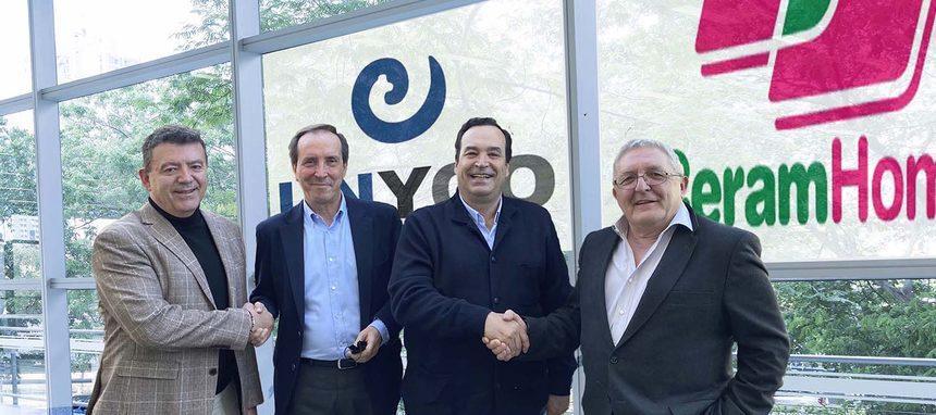 Ceramhome y Unyco unen sus fuerzas para mejorar la competitividad de sus 150 asociados