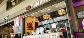 Pomodoro sigue creciendo en Sevilla