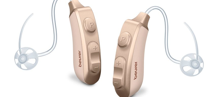 Beurer incorpora amplificadores de sonido