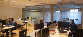 La plataforma de reparto Deelivers acelera su desarrollo