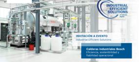 Bosch Industrial presenta sus últimas novedades en el primer 'Industrial Efficient Solutions' digital