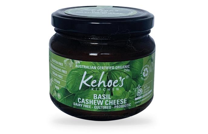 Kehoe's Kitchen Basil Cashew Cheese (5)