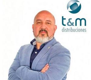 Diego Hermoso, nuevo sales manager de T&M Distribuciones
