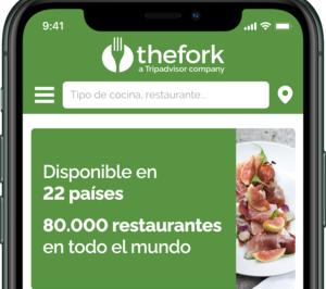 ElTenedor adquiere la denominación internacional TheFork