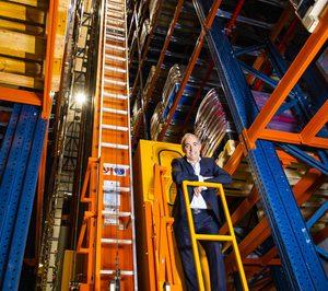 Puratos invierte 10 M en un almacén automatizado para 10.000 palets