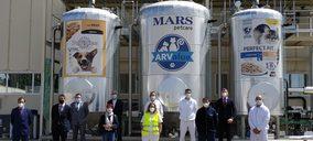 Mars destinará 28 M a duplicar la capacidad de su planta de petfood de Arévalo