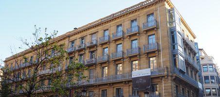 Informe 2021 de Proyectos Hoteleros en España