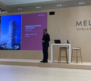 Meliá Hotels International reactiva su estrategia de expansión