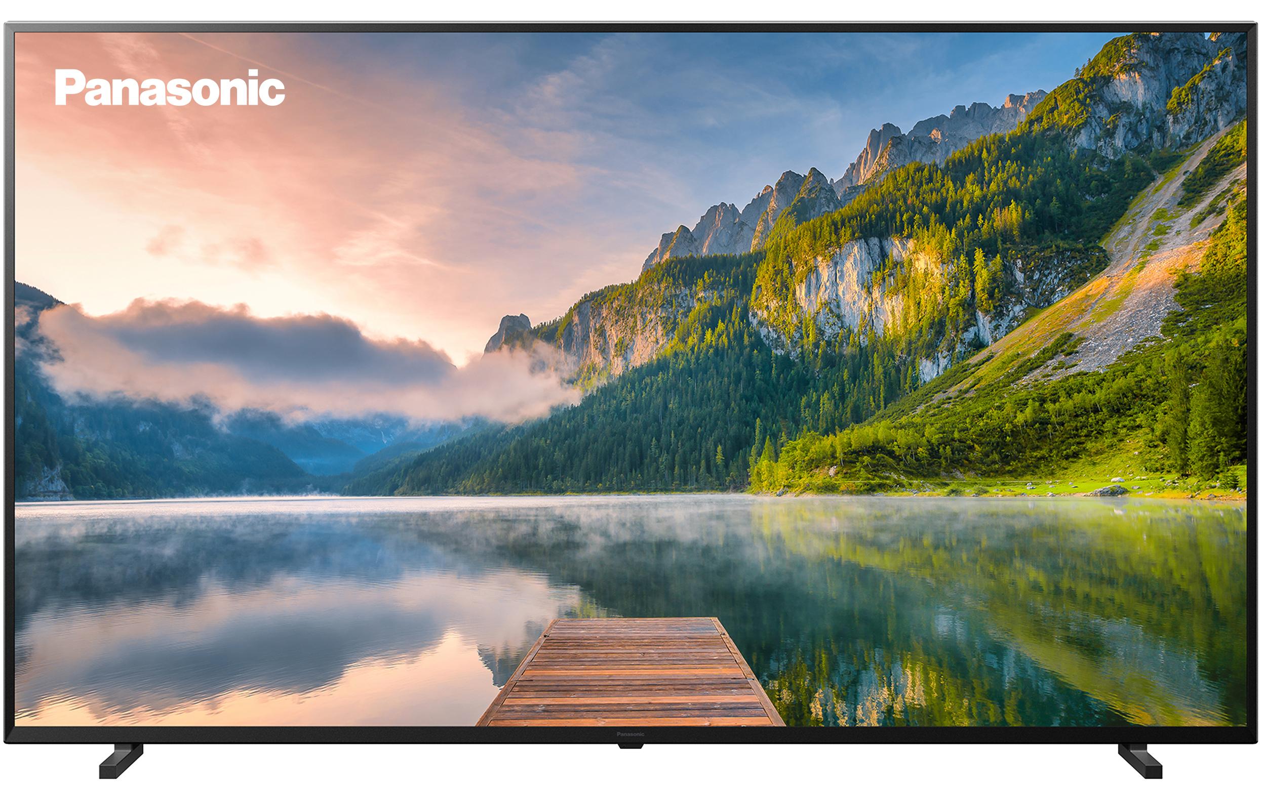 Panasonic JX800, el televisor con Android
