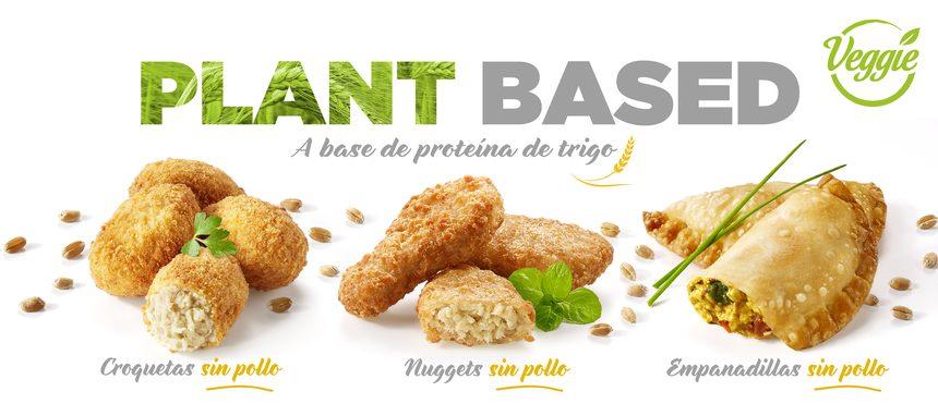 Audens Food se abre a la tendencia plant-based en soluciones congeladas