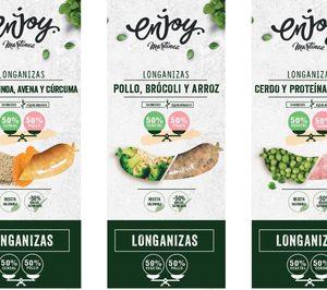 Embutidos Martínez presenta a las cadenas una innovadora línea con vegetales y cereales