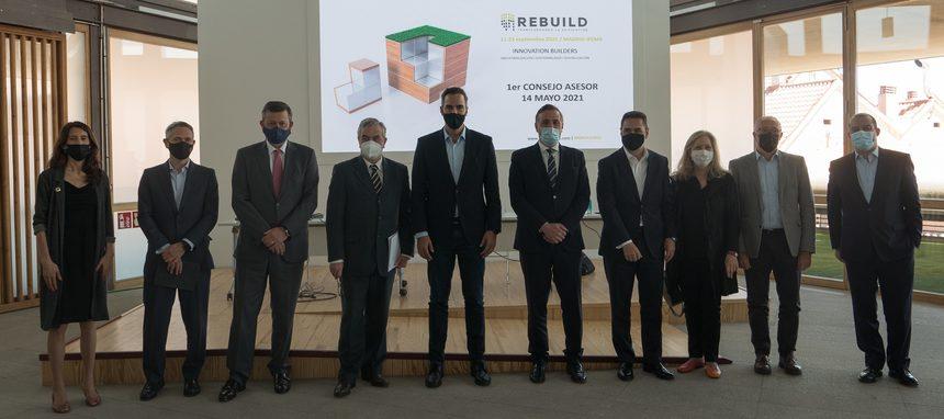 El sector de la edificación apuesta por Rebuild 2021 para iniciar la recuperación en España