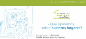 Los españoles demandan hogares más saludables, eficientes y confortables, según el barómetro de Isover & Placo